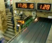 В метро все-таки установят информационные табло с обратным отсчетом времени