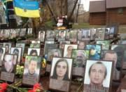 Семьи Героев Небесной Сотни просят изменить проект строительства Мемориала