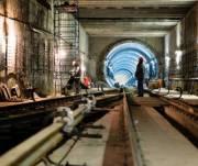Сократили финансирование строительства метро на Виноградарь