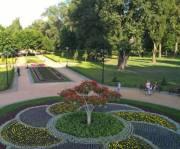 Ландшафтный парк в Соломенском районе реконструируют