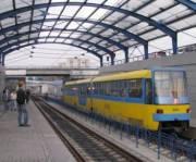 Станцию скоростного трамвая «Гната Юры» отремонтируют до конца года