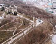 Реконструкцию парка Владимирская горка завершат до 1 июля и построят там фонтаны