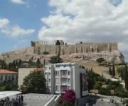 Власти Афин решили ограничить высотность новых зданий возле Акрополя