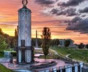 На строительстве «Мемориала жертв Голодомора» присвоили больше полумиллиона гривен