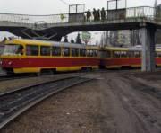 Трамвайную линию от улицы Гната Юры продолжат реконструировать