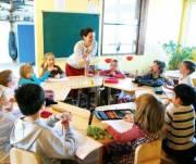 В Киеве не хватает школ из-за активной застройки пригорода