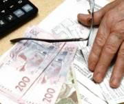 Чуть больше половины киевлян, которые получили субсидию наличными, вовремя рассчитались за воду