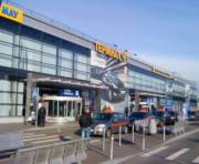 Парковка в «Борисполе» возле терминала F подорожала вдвое