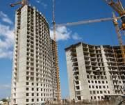 Объемы строительства в Киевской области выросли