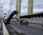 Чиновники отчитались о ходе ремонтов на мостах в столице