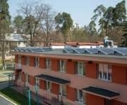 На крыше еще одного детского сада в Киеве установили солнечные панели