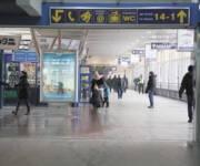 Арендную площадь Центрального вокзала в Киеве хотят увеличить в 3 раза