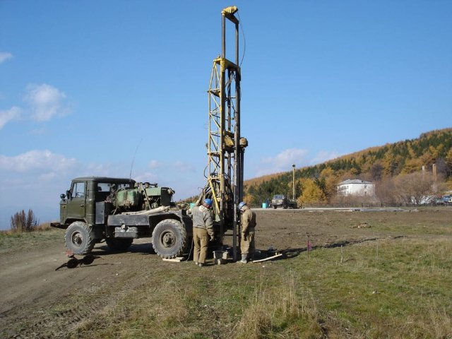 Геология участка - услуга, позволяющая правильно выбрать и заложить основание обьекта
