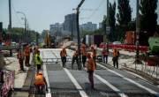 В Киеве капитально отремонтируют проспект Космонавта Комарова