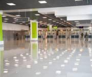 В аэропорту «Киев» им. И. Сикорского открыли новый терминал