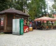 В парках Киева хотят убрать киоски
