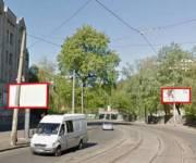Улицу Глыбочицкую очистили от рекламы