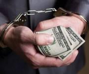 Сотрудника «Киевтрансгаза» поймали на взятке в 12 тысяч долларов