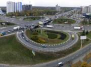 На недавно отремонтированном мосту на Одесской площади на три дня ограничат движение