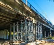 Мост на улице Леся Курбаса отремонтируют
