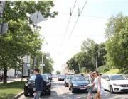 Площадь Льва Толстого освободили от рекламы