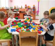 В Шевченковском районе реконструируют детсад