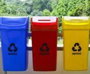 В июле киевлян будут учить сортировать мусор