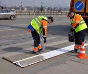 На обновление дорожной разметки Киев потратит 3 миллиона гривен