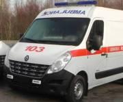 Киев приобрел 25 новых «скорых»