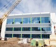 Чиновники рассказали о ходе строительства школы в Днепровском районе