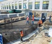 Киевлянам показали, как продвигается строительство Шулявского моста