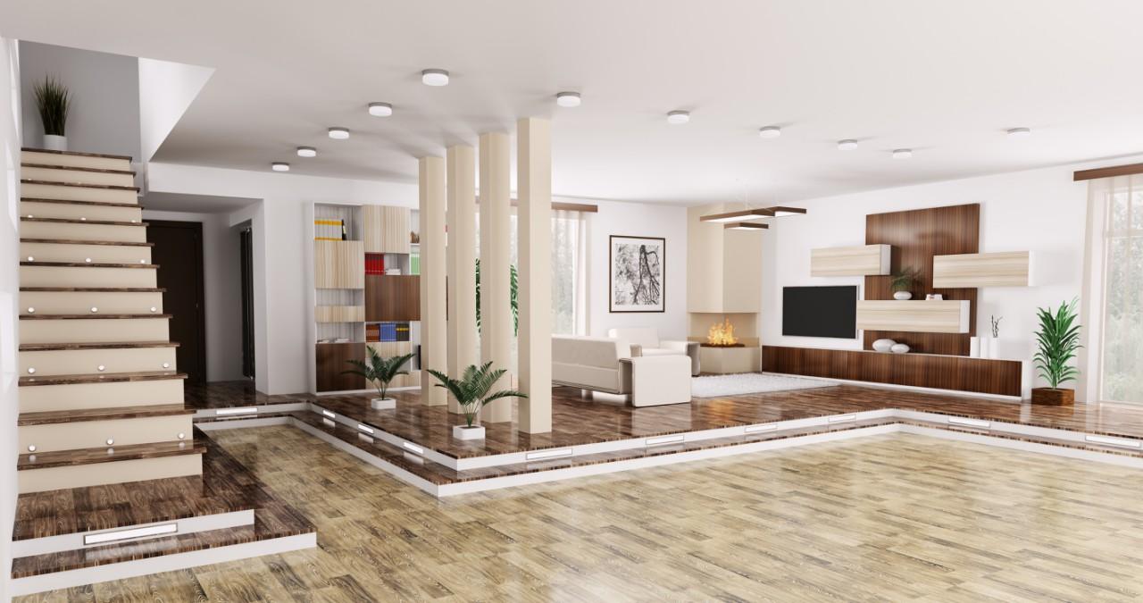 Выполнение качественного ремонта квартиры под ключ: stroyhouse.od.ua