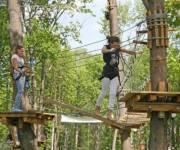 На Позняках построят веревочный парк