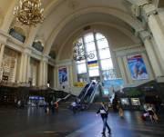 Начался плановый ремонт эскалатора на Центральном вокзале