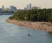 Где покупаться в Киеве (список пляжей)