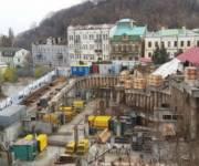 Градостроительный совет рассмотрел откорректированный проект гостиницы на Андреевском спуске