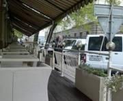 Ресторанам в столице напомнили, каким образом размещать летние площадки
