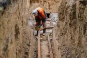 В Киеве на Подоле заменят изношенные трубы для отопления и горячей воды