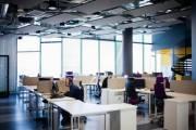 Впервые за три года зафиксировано увеличение свободных площадей на офисном рынке Киева