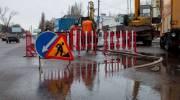 На пяти улицах Киева отключили воду