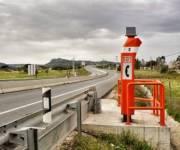 Уже с сентября на трассах будут проектировать станции экстренной связи