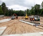 Строительство метро на Виноградарь идет по графику