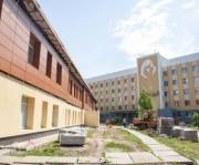 Киевлянам показали, как идет реконструкция Киевского городского роддома № 1