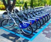 Киев выбрал инвестора для строительства сети проката велосипедов