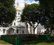На территории «Софии Киевской» обнаружили уникальное сооружение XII века