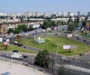 Киев готовится к капитальной реконструкции Дарницкой площади