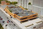 Проектировать парковки на крышах зданий уже можно с 1 июля