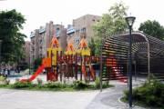 В Дарницком районе отремонтируют 40 детских площадок