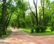 Реконструкцию парка «Пуща-Водица» завершили