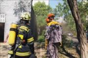 В Киеве из-за взрыва и пожара на электроподстанции были обесточены 5 улиц